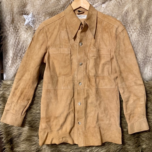 vetements button down shirt